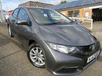 2013 HONDA CIVIC 1.8 I-VTEC SE 5d AUTO 140 BHP £8000.00