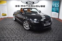 USED 2008 58 AUDI TT 3.2 V6 Roadster S Tronic quattro 2dr HugeSpec, Tan Leather,Mag Ride
