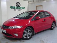 USED 2010 10 HONDA CIVIC 1.4 i-VTEC Si 5dr