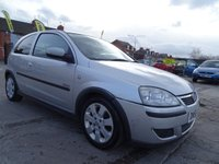 USED 2006 55 VAUXHALL CORSA 1.2 SXI PLUS 16V TWINPORT DRIVES WELL