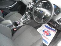 USED 2012 12 FORD FOCUS 2.0 TITANIUM TDCI 5d AUTO 139 BHP