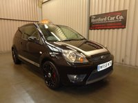 2008 FORD FIESTA 2.0 ST 500 Limited Edition 3d 150 BHP £3795.00