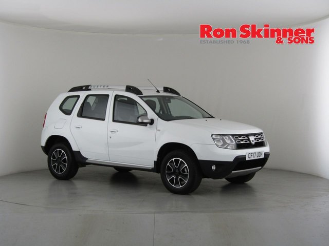 View our 2017 17 DACIA DUSTER 1.2 PRESTIGE TCE 5d 125 BHP