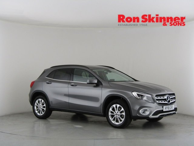 View our 2018 18 MERCEDES-BENZ GLA-CLASS 1.6 GLA 200 SE EXECUTIVE 5d 154 BHP