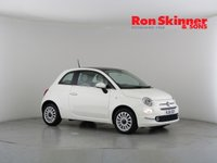 USED 2016 16 FIAT 500 1.2 LOUNGE 3d 69 BHP