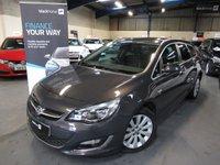 USED 2013 63 VAUXHALL ASTRA 1.6 SE 5d AUTO 115 BHP