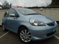USED 2008 08 HONDA JAZZ 1.3 DSI SE 5d 82 BHP GUARANTEED TO BEAT ANY 'WE BUY ANY CAR' VALUATION ON YOUR PART EXCHANGE