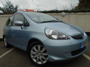 Used Honda Jazz Cars In Crawley From Kingsway Motor Company Uk Ltd