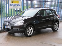 USED 2008 08 NISSAN QASHQAI 2.0 TEKNA DCI 5d 148 BHP Finance arranged Part exchange available Open 7 days