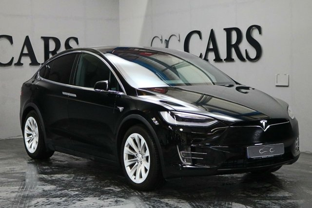 View our TESLA MODEL X