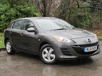USED 2011 61 MAZDA 3 1.6 TS 5d 105 BHP LOW MILEAGE FAMILY HATCHBACK