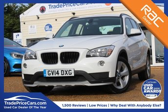 2014 BMW X1 2.0 SDRIVE20D EFFICIENTDYNAMICS 5d 161 BHP