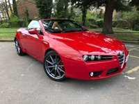 USED 2009 09 ALFA ROMEO SPIDER 2.2 JTS Limited Edition 2dr