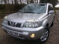 USED 2007 56 NISSAN X-TRAIL Columbia dCi