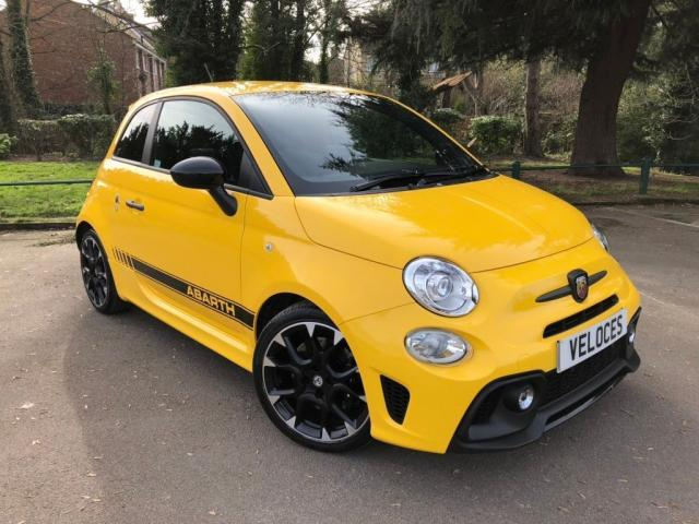 View our ABARTH 595