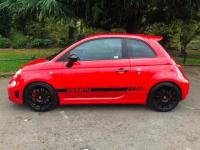 USED 2016 66 ABARTH 595 1.4 T-Jet Competizione 3dr ..0% FINANCE ON THIS CAR..