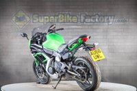 USED 2016 66 KAWASAKI ER-6F - NATIONWIDE DELIVERY, USED MOTORBIKE. GOOD & BAD CREDIT ACCEPTED, OVER 600+ BIKES IN STOCK