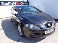 USED 2008 08 SEAT LEON 2.0 FR TDI 5d 168 BHP £83 A MONTH SOUGHT AFTER MODEL CAMBELT DONE FULL SERVICE HISTORY POPUAR SPORTY HATCH  SUPPLIED WITH FULL MOT AND SERVICE