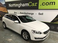 2014 VOLVO V60 2.0 D4 BUSINESS EDITION 5d 178 BHP £8295.00