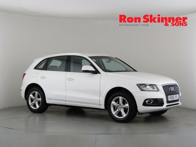View our 2015 65 AUDI Q5 2.0 TDI QUATTRO SE 5d 187 BHP