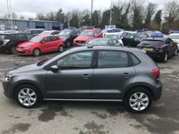 USED 2011 60 VOLKSWAGEN POLO 1.4 SE DSG 5 DOOR AUTO 85 BHP IN METALLIC GREY WITH A FULL SERVICE HISTORY APPROVED CARS ARE PLEASED TO OFFER THIS VOLKSWAGEN POLO 1.4 SE DSG 5d AUTOMATIC 85 BHP IN METALLIC GREY IN IMMACULATE CONDITION WITH A GOOD SPEC INCLUDING ALLOYS,AIR CON AND MUCH MORE WITH A FULL SERVICE HISTORY, IDEAL FIRST TIME CAR LOW MILEAGE AND LOW INSURANCE AND TAX.