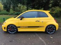 USED 2018 18 ABARTH 595 1.4 T-Jet Competizione Hatchback 3dr Petrol Manual (139 g/km, 178 bhp)