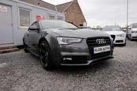 2012 AUDI A5 Black Edition 1.8 TFSI 2dr ( 170 bhp ) £SOLD