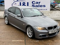 USED 2010 10 BMW 3 SERIES 2.0 320I M SPORT BUSINESS EDITION 4d 168 BHP