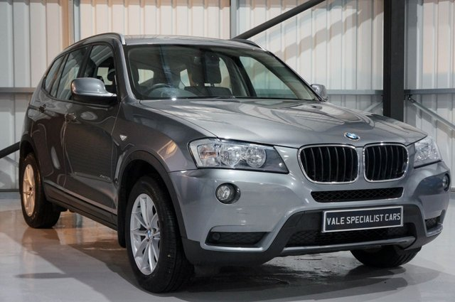 2011 61 BMW X3 2.0 XDRIVE20D SE