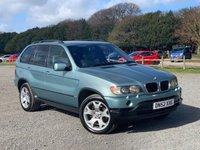 USED 2002 52 BMW X5 2.9 D SPORT 5d AUTO 181 BHP