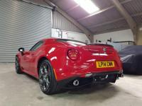 USED 2014 14 ALFA ROMEO 4C 1.8 TBi Launch Edition Coupe 2dr Petrol ALFA TCT (157 g/km, 240 bhp) BEST EXAMPLE IN THE WORLD