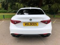 USED 2017 17 ALFA ROMEO GIULIA 2.0 Veloce Saloon 4dr Petrol Auto (s/s) (141 g/km, 280 bhp) ..FULL RED LEATHER...