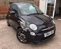 USED 2014 64 FIAT 500 1.2 S 3d 69 BHP IDEAL FIRST CAR, LOW INSURANCE & VERY ECONOMICAL