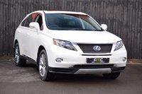 USED 2012 12 LEXUS RX 3.5 450H ADVANCE SUN ROOF 5d AUTO 295 BHP Full Service History