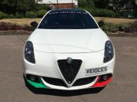 USED 2014 10 ALFA ROMEO GIULIETTA 1.4 TB MultiAir Sportiva Nav 5dr ASCARI GIULIETTA CONVERSIONS