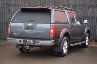 USED 2011 11 NISSAN NAVARA 2.5 DCI TEKNA 4X4 DCB 1d 188 BHP No VAT