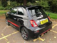 USED 2016 16 ABARTH 595 1.4 T-Jet 3dr 1.4 T-Jet 3dr