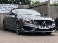 USED 2013 63 MERCEDES-BENZ CLA 1.6 CLA 180 AMG SPORT 4d 122 BHP CONTACT US TODAY FOR MORE INFO