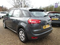 USED 2016 65 CITROEN C4 PICASSO 1.6 BLUEHDI VTR PLUS 5d 98 BHP ONLY 10,314 MILES FROM NEW - 80.7 MPG EXTRA