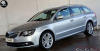 2014 SKODA SUPERB 2.0TDi ELEGANCE 5 DOOR ESTATE 4x4 DSG AUTO 170 BHP £13990.00