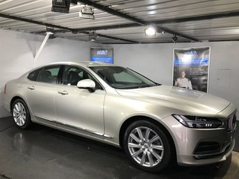 2017 VOLVO S90 2.0 D4 INSCRIPTION 4d AUTO 188 BHP £22490.00