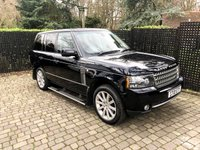 USED 2010 10 LAND ROVER RANGE ROVER 3.6 TDV8 AUTOBIOGRAPHY 5d AUTO 271 BHP