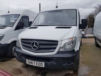 2017 MERCEDES-BENZ SPRINTER 2.1 314CDI 1d 140 BHP £17500.00