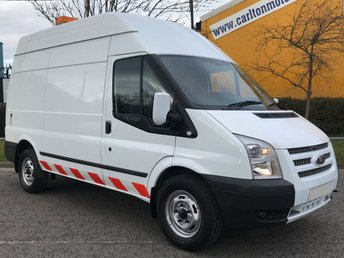 2012 FORD TRANSIT 2.2 350m [ MOBILE WORKSHOP+PTO ] H/R VAN LOW MILEAGE  £10950.00