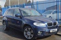 2011 BMW X5 3.0 XDRIVE30D M SPORT 5d AUTO 241 BHP £12495.00
