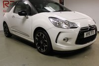 USED 2011 11 CITROEN DS3 1.6 E-HDI DSTYLE PLUS 3d 90 BHP