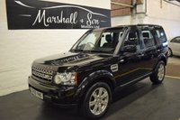 USED 2009 59 LAND ROVER DISCOVERY 4 3.0 4 TDV6 XS 5d AUTO 245 BHP 8 SERVICE STAMPS TO 107K MILES - LEATHER - NAV - CRUISE -BLUETOOTH - HARMAN KARDON SPEAKERS