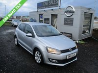 USED 2012 61 VOLKSWAGEN POLO 1.2 MATCH TDI 5d 74 BHP