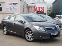 USED 2009 59 TOYOTA AVENSIS 1.8 TR VALVEMATIC 5d 145 BHP