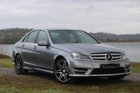 2013 MERCEDES-BENZ C CLASS 3.0 C350 CDI BLUEEFFICIENCY AMG SPORT PLUS 4d AUTO 262 BHP £14490.00